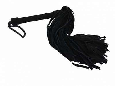 Wildleder Flogger Mini