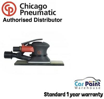 Chicago Pneumatic CP7264CVE 70x198mm Flat Bed / Straight Line H&L Air Sander