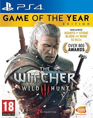 [PS4] The WItcher 3 GOTY UK Nuovo(New)