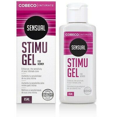Cobeco Intimate Stimu Gel For Women (85 ml)