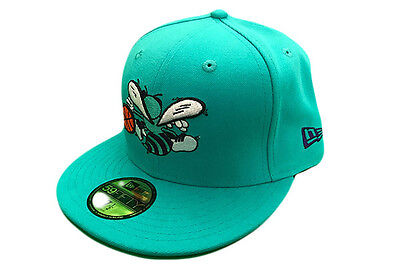 Charlotte Hornets NBA 59FIFTY New Era Fitted Baseball Cap 7 1/2