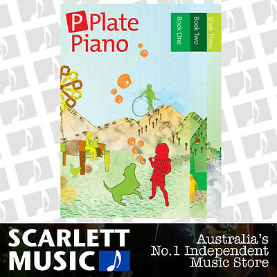 AMEB P Plate Piano - Complete Bundle Pack **INCLUDES BOOKS 1, 2 & 3**