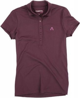 Alberto Carry Cooler Polo, 390 dark red