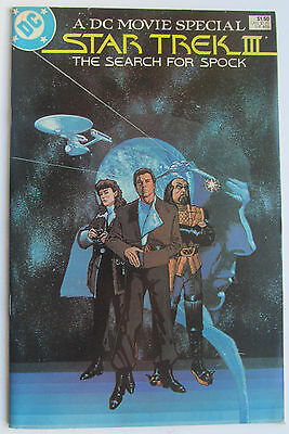 STAR TREK COMIC III 1981 - MOVIE SPECIAL... THE SEARCH FOR SPOCK nm