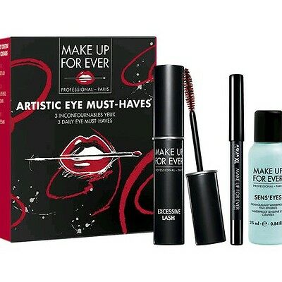 MAKE UP FOR EVER Cofre Artistic Eye Must-Haves