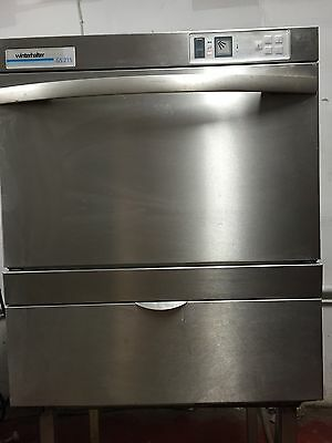 Winterhalter GS215 Glasswasher Not Hobart