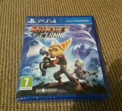 Ratchet & and Clank - PS4 Game - BRAND NEW SEALED