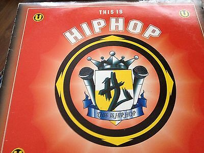Various – This Is Hip Hop (2xlp) 1995 (Dr Dre/KRS One/NotorioUs B.I.G)