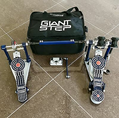Sonor Giant Step Twin Effect Double Pedal