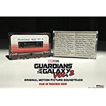 Guardians Of The Galaxy: Awesome Mix Vol.2 (MC) - OST/VARIOUS [MC]