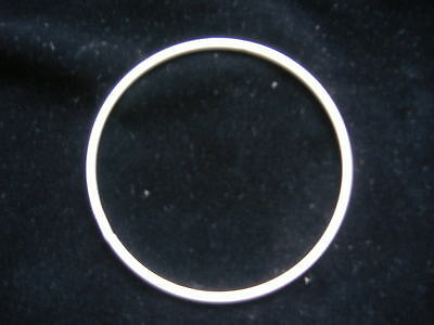 """10 X 5"""" Wire Rings  For Lampshades, Macrame, Stained Glass , Etc"""