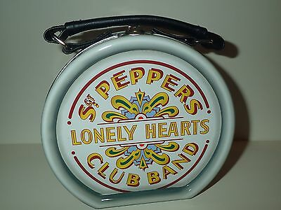 The Beatles Sgt Peppers Lonely Hearts Club Band Tin Tote Carry Case/Lunch Box