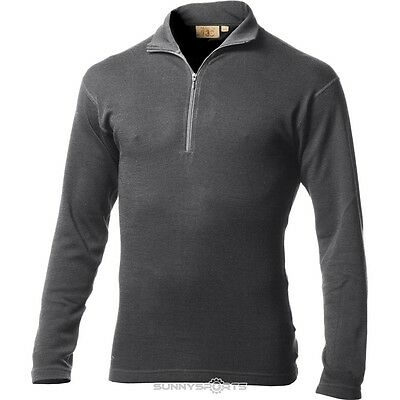 Minus33 Merino Wool Mid Weight 1/4 Length Zip for Men - Size Large
