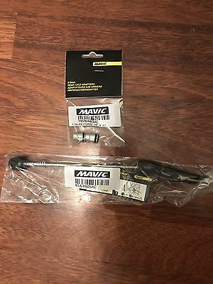 Mavic Rear Quick Release 9mm With Adapters All New