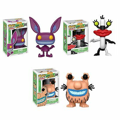 Funko Pop Television Ahh! Real Monsters 13047.48.51 Set of 3