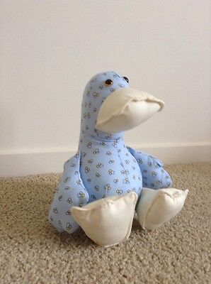Duck Toy Hand Made Funky Friends Factory