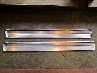 1965, 1966, 1967, 1968 Plymouth Sport Fury 2 door and convertible sill plates