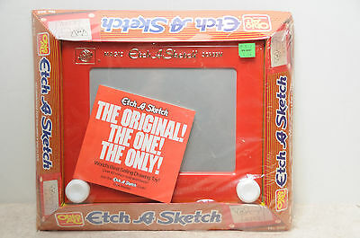 NEW Magic ETCH A SKETCH Ohio Art 505 Classic Sealed Toy Drawing Knobs