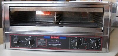 ROBAND  Grill Toaster Model TA1515 - Commecial Cafe Equipment