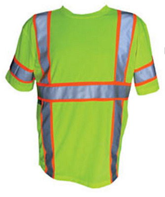 3M ANSI/ISEA Class 3 Reflective Safety Short Sleeve High Visibility ALL SIZES