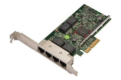 Broadcom 5719 Quad-Port 1GbE Network Interface Card Full-height bracket