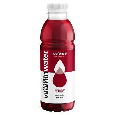 Glaceau Defence Vitamin Water 12x500ml