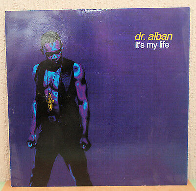 Dr. Alban It's My Life Arista 615330 12inch single