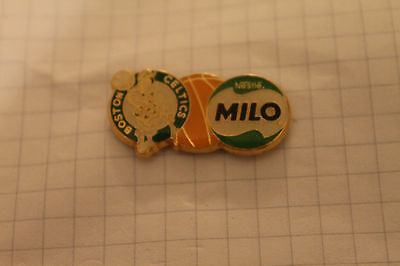 Pin's Pins Nestle Milo Basket Basketball Nba Boston Celtics