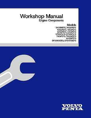 Volvo Penta Engine Service Manual (B146)