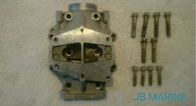 Evinrude Johnson OMC 6hp 8 hp Outboard Engine Cylinder/Crankcase 0393168 Parts
