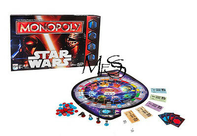 Star Wars Monopoly  *  Brand New  * Monopoly Star Wars Edition