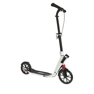 OXELO TOWN 9 EASYFOLD ADULT SCOOTER - WHITE - Brand New in Box