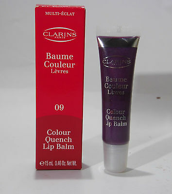 Clarins Colour Quench Lip Balm 09 Ultra Violet , 15ml