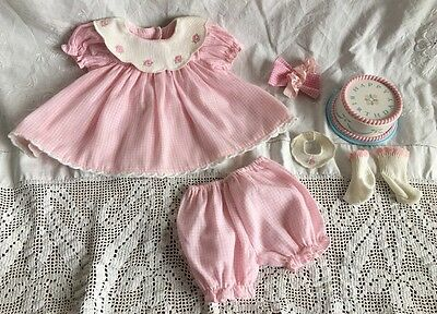 Bitty Baby Doll 1996 BIRTHDAY OUTFIT