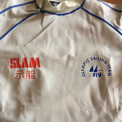 SLAM Maglia tecnica vela Pechino - Technical sailing shirt Pechino games