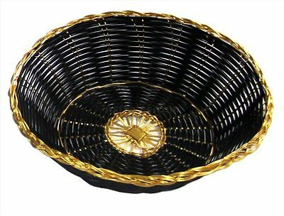 New Star Foodservice 44232 Polypropylene Round Hand Woven F...New, Free Shipping