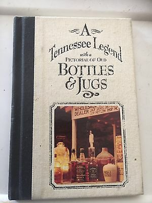 Jack Daniels Limited Edition Discontinued Tennessee Legends Bottles & Jugs Book