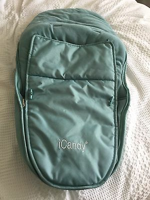 icandy apple footmuff Imperial Colour
