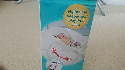 Fisherprice DNK64 Fisher-price Deluxe Newborn Accs Auto Rock N Play Sleeperwith