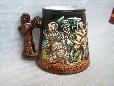 Great Yarmouth Pottery Charles Dickens /copperfeild 274/500