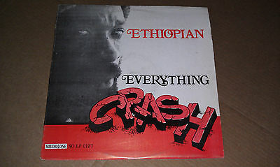 ETHIOPIAN - EVERYTHING CRASH (STUDIO ONE LP) coxsone trojan studio 1 roots