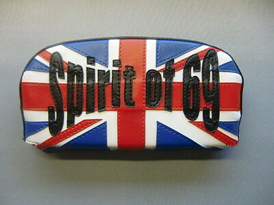 Spirit of 69 UJ Back Rest Cover (Purse Style) Vespa/Lambretta