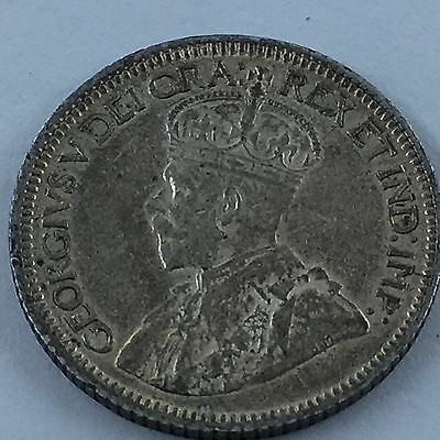 1932 canadian 10 cent coin silver