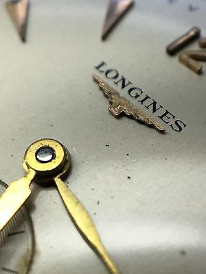 Longines 23z Watch Movement, Dial , Hands, Longines Crown  , Working Order.