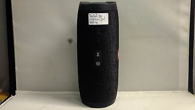 JBL Charge 2+ Portable Sprayproof Wireless Bluetooth Rechargeable Speaker USED