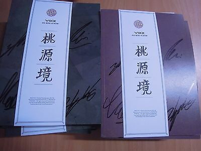 VIXX - Shangri-La (4th Mini promo) with Autographed (Signed)