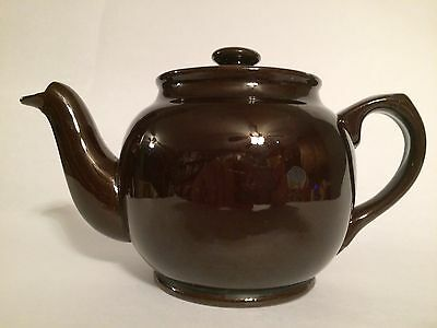 Vintage Classic Brown Betty English Teapot Made in England