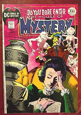 The House of Mystery #194 1971 VF-8 Wrightson Cover