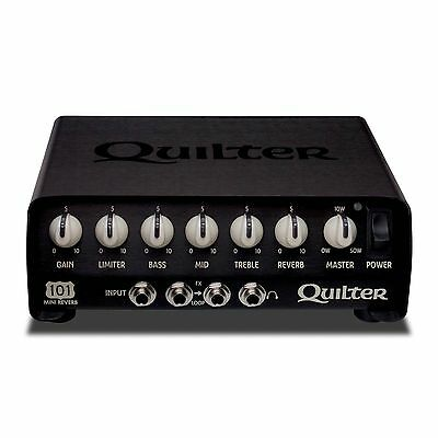 """"""" New"""" Quilter Labs 101 Reverb Head  - Made In The Usa"""