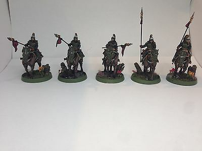 Forgeworld Death Korps of Krieg Death Rider Squad Pro Painted